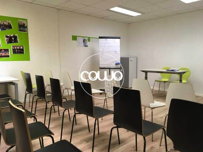 Sala Corsi Coworking Lugano Nord