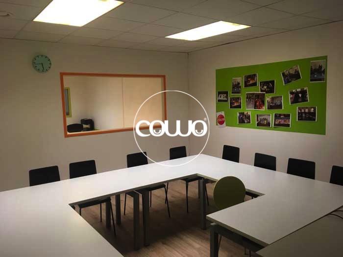 Sala Formazione al Coworking Lugano Nord by Cowo