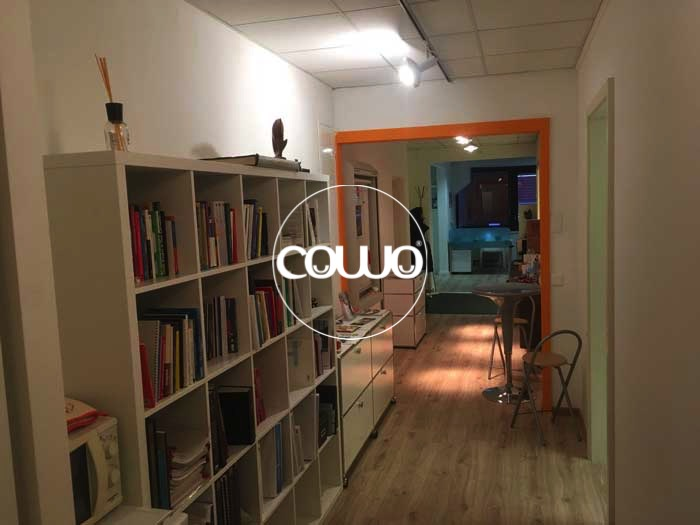 Interno Coworking Lugano Nord by Cowo