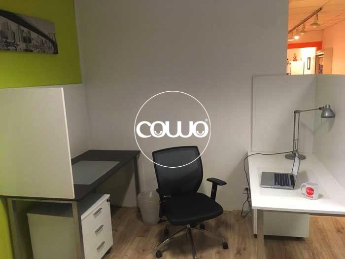 Postazione di Lavoro al Coworking Lugano Nord