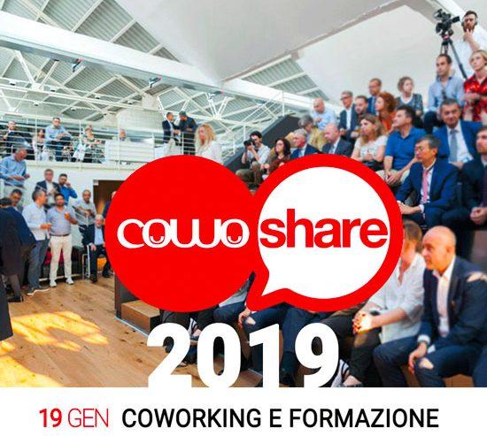 CowoShare 2019: Coworking Lugano c'è!
