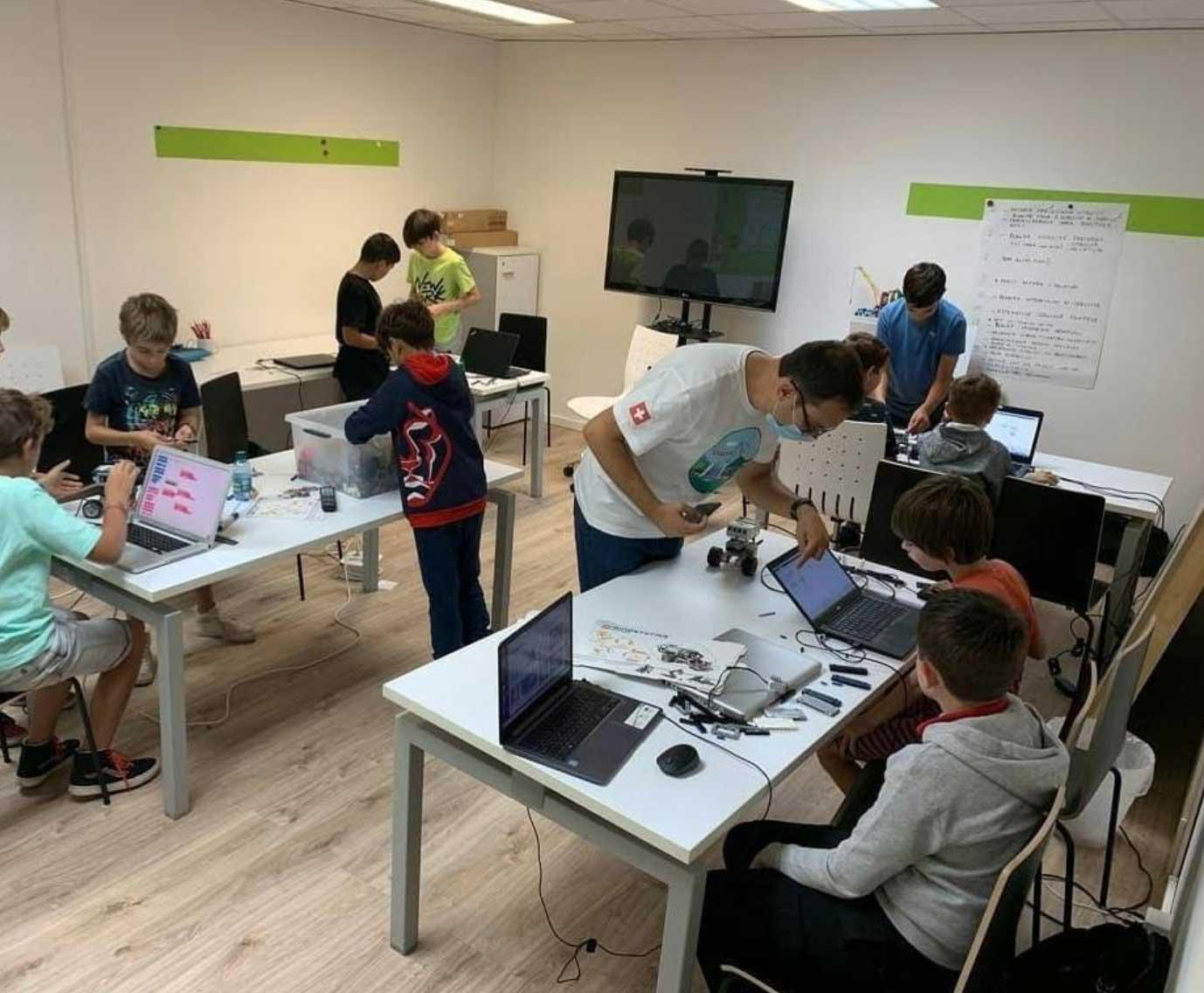 VisionaryDay - Coworking Lugano