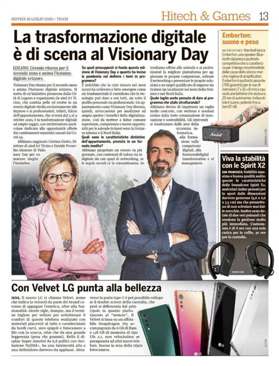 Visionary Day - CoworkingLugano